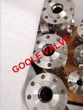 En fonte ou en acier inoxydable forgée monté du tourillon de clapet à bille (GAQ47F)