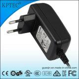 Adaptador de corriente de 12V / 1.5A / 18W AC / DC con Ce y GS Certificación Estándar
