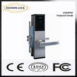 Blocage de porte de carte d'IDENTIFICATION RF avec le système à cartes principal d'hôtel