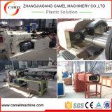 Cadena de producción de la protuberancia del tubo del PVC/estirador/equipo/máquina de extrudado