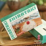 Zanahoria con pocas calorías natural Tagiatelle de Tassya Shirataki