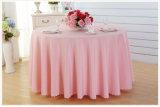 Preiswerter Preis mit gute Qualitätstischdecke für Hochzeits-Tisch-Speisetisch (M-X1190)