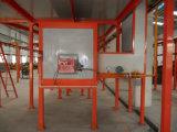 Máquina de capa del polvo con el sistema grande/mono de la recuperación del ciclón