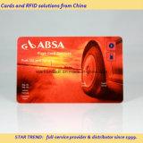 쇼핑 카드 PVC 카드 플라스틱 카드 서류상 카드에 있는 카드