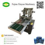 Baixa máquina de embalagem Semi automática da caixa da caixa de papel de tecido facial do preço