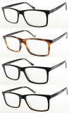 Rectangle High Quality Acetato Stock Eyewear Optical Frame