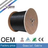 Câble coaxial de liaison en gros 75ohms de l'en cuivre RG6 Rg59 de Sipu pour le moniteur