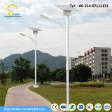 a luz de rua do diodo emissor de luz 20W com solar, Soncap certificou
