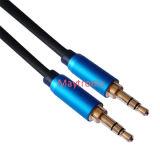 Câble stéréo de 3,5 mm haut de gamme