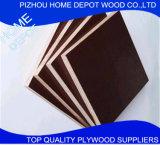 La película de la buena calidad hizo frente a la madera contrachapada con el precio barato para la construcción