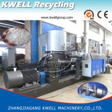 Línea plástica de la máquina/de la granulación/de la nodulizadora de la granulación de PP/PE/línea de la protuberancia