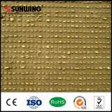 Sunwing nuevo diseño anti-UV alfombra artificial de hierba artificial para el ocio