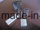 Máquina de colocação de correias de aço mecânica automática do grampo do selo (logotipo de perfuração)