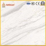 Azulejo de suelo Polished esmaltado copia de mármol blanca de la porcelana de Kalala