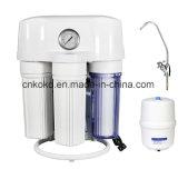 Filtre d'eau de 5 étapes avec le cas d'épreuve de la poussière