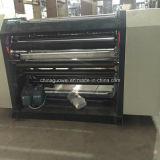 La película automático de control PLC Máquina rebobinadora y cortadora longitudinal de 200 m/min.