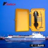 Téléphone 2017 marin de téléphone industriel lourd de Koontech Knsp-01 pour l'environnement le plus brutal