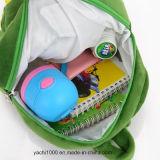 Fábrica que hace papel de la escuela los bolsos Shaped animales del bebé