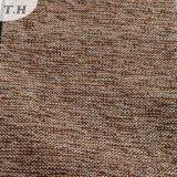 Tejido de Chenille liso para el embalaje del sofá en Rolls
