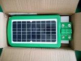 Поощрение 10W солнечного освещения улиц с датчиком движения функция