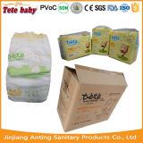 Les couches-culottes remplaçables respirables respectueuses de l'environnement de bébé en bambou les plus neuves