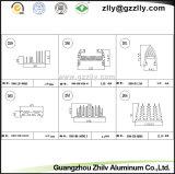 Het Aluminium Heatsink van Guangzhou/de Radiator van het Aluminium voor Transistor