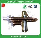La válvula de inversión de 4 vías (12000BTU) utilizados en el aire acondicionado split