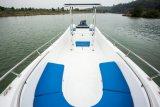 26 ' Klein Van het Jacht van de Visserij van de Vissersboot van de Glasvezel Ce- Certificaat voor Verkoop