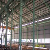 Baustahl-vorfabriziertes Fabrik-Gebäude mit SGS-Bescheinigung