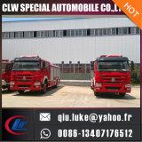 ベストセラーの消火器のトラック