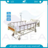 Klinik-Bett 10-Part StahlBedboards Cer ISO-FDAsgs-Fsc (AG-BM107)