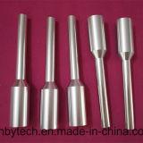 Services de rotation en laiton en aluminium en plastique de commande numérique par ordinateur d'acier inoxydable