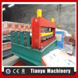 Автоматическая гидровлическая алюминиевая тонколистовая сталь гофрируя и изгибая формирующ машину