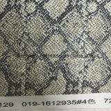 Un 80%20%de poliamida Spandex tejido de impresión