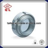 Vidro de vista da união Ss304 ou 316L sanitária do aço inoxidável