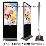 LCD WiFi 3G Signage van de Aanraking de Digitale VideoVertoning van de Lijn