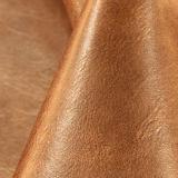 Оптовая ретро кожа PU синтетическая для мебели ботинок (E6086)