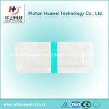 Cuidado de Heridas transparente resistente al agua vistiendo con almohadilla absorbente
