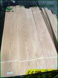 Le &Quarter en bois normal découpé en tranches de coupure de tête de placage a coupé pour des meubles