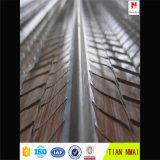 金属の建築材料の拡大された金属の網の肋骨の木ずり