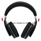 Active Noise Canceling Wireless Bluetooth Over-Ear casque stéréo avec microphone