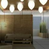 Lampe acrylique de plafond de ballon de rêve d'éclairage de modèle moderne de nouveauté pour le cadeau du gosse