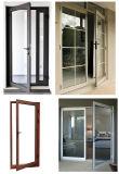 Porte en aluminium de tissu pour rideaux avec des abat-jour