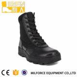 Tactische Laarzen van de Politie van de Ritssluiting van Ykk de Zij