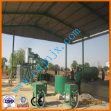 触媒作用の蒸留によるディーゼル油装置への不用なオイルの蒸留