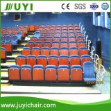 Sistema de asiento telescópica retráctil Bleacher asientos para uso comercial Jy-765