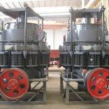 Gesamtheit 120-1000tph, die Pflanze/Steinfelsen-Sprung-Kegel-Zerkleinerungsmaschine-Geräten-Maschine zerquetscht