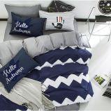 침구 세트에 있는 침대 시트
