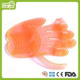 指のブラシ(HN-PG257)を浸すケイ酸ゲルのマッサージ