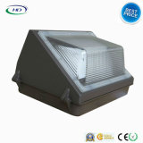 LED Wallpack 40With60W chiaro IP65 impermeabile per il rifrattore di vetro